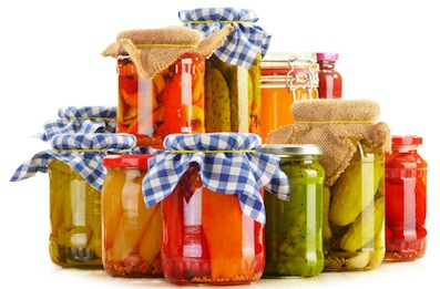 condiments, pates and pests